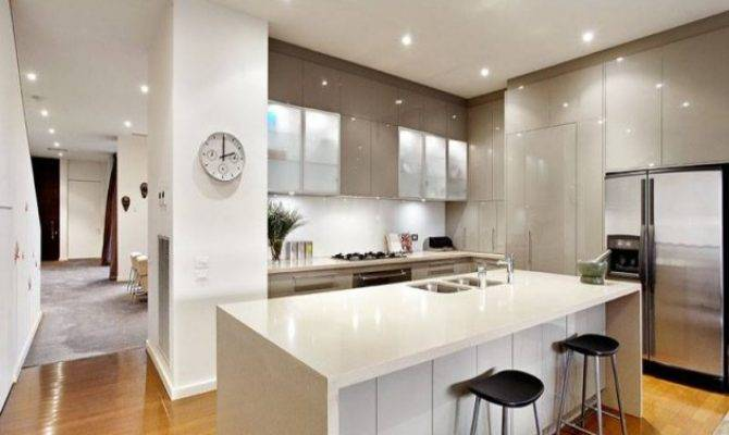Open Concept Kitchen Designs Modern Style