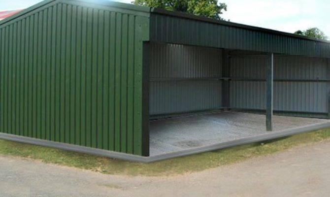 Open Farm Shed Plans Pdf Modern Design