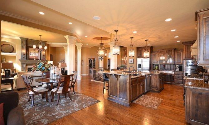 Open Floor Plan Homes Best House Design