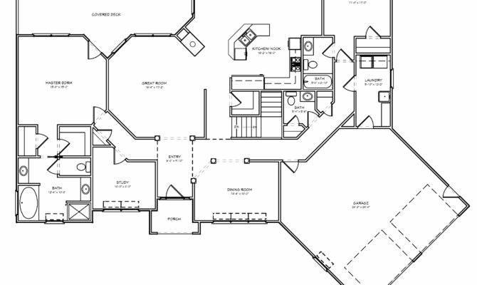 Open Floor Plan Modular Homes Home Deco Plans