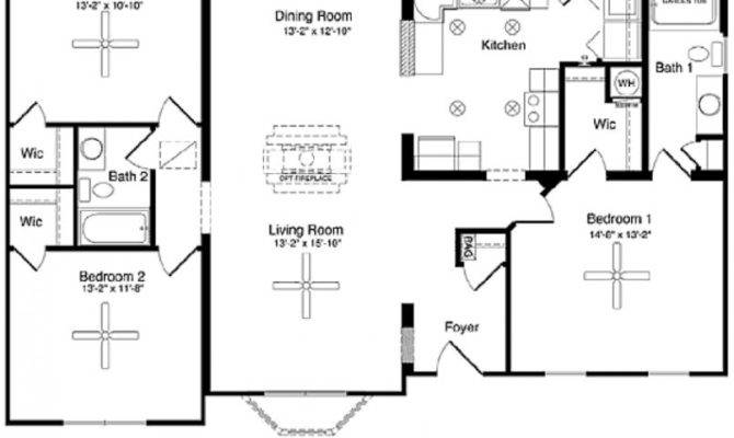 Open Floor Plan Prefab Homes Ecoconsciouseye Intended