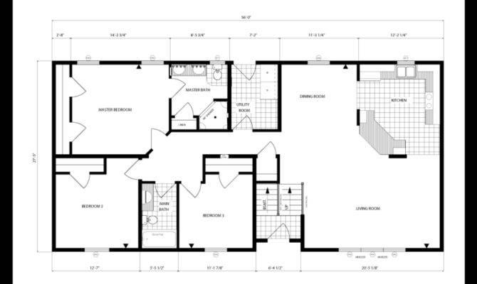 Open Floor Plan Square Feet