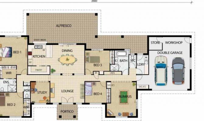 Open Floor Plans Ranch House Best