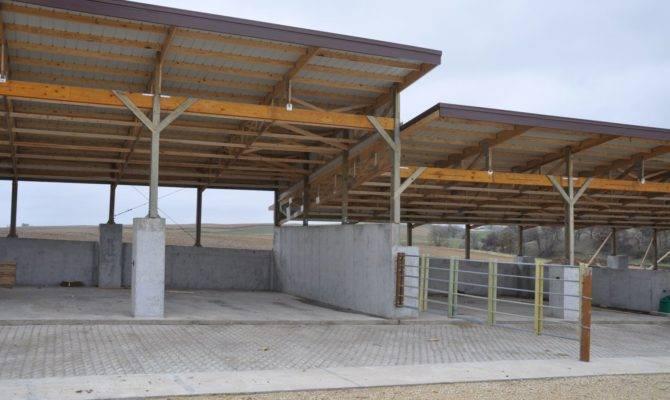 Open Front Cattle Shed Plans Joy Studio Design