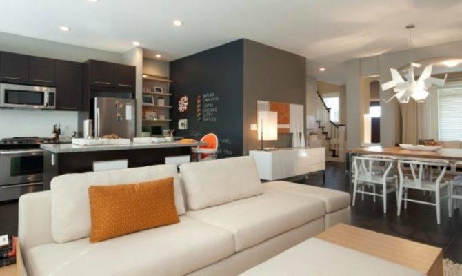 Open Kitchen Living Room Ideas Interior