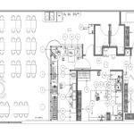 Open Kitchen Restaurant Layout Home Interior Design Ideas
