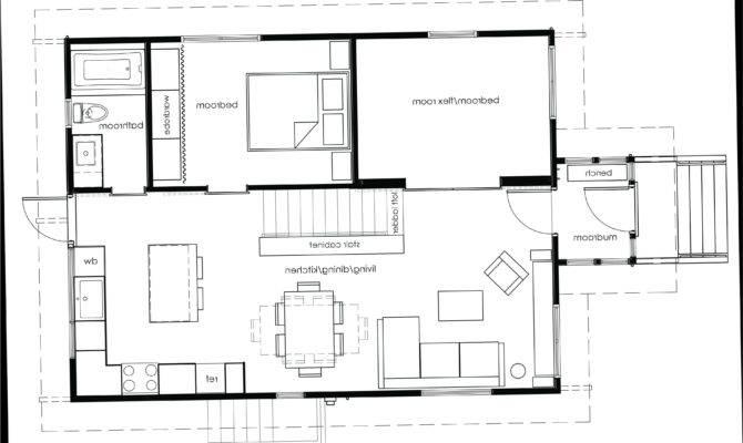 Open Kitchen Room Floor Plans