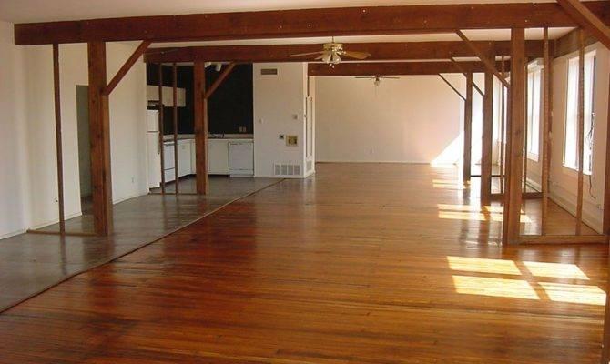 Open Loft Floorplan