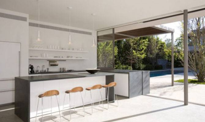 Open Plan Kitchen Decor Layouts Iroonie
