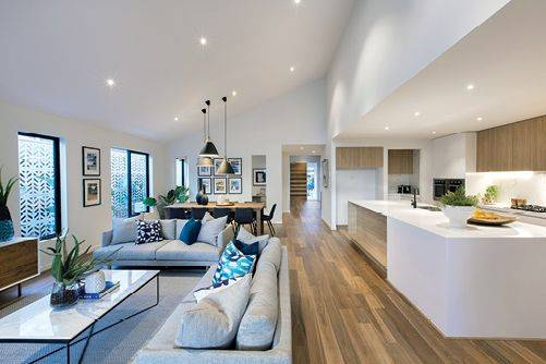 Open Plan Kitchen Extensions Designing