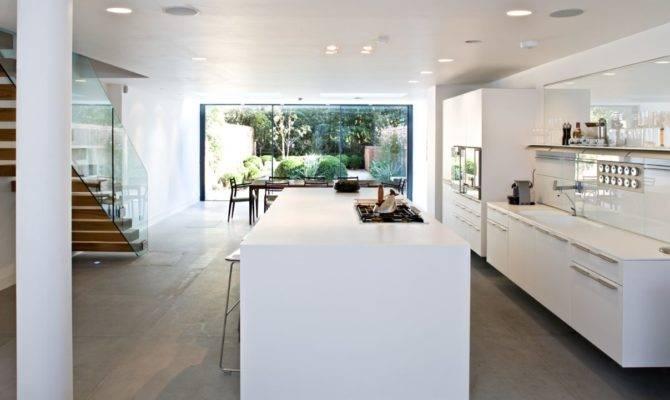 Open Plan Kitchen Living Room Ideas