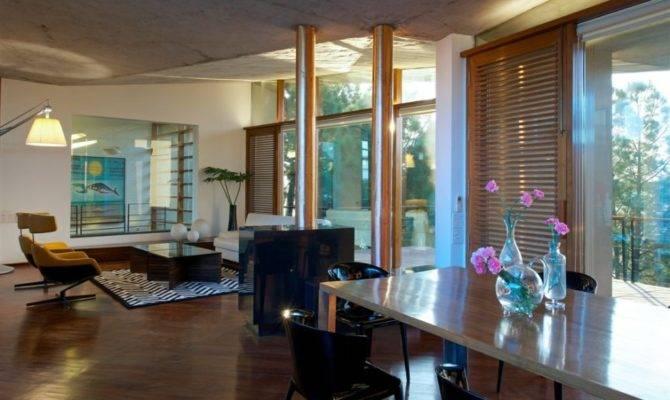 Open Plan Living Space Window Chairs Design Olpos