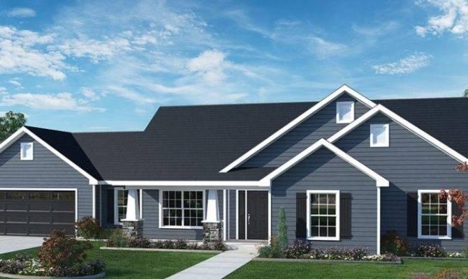 Open Spaces Floor Plan United Built Homes