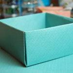 Origami Box Instructions Step