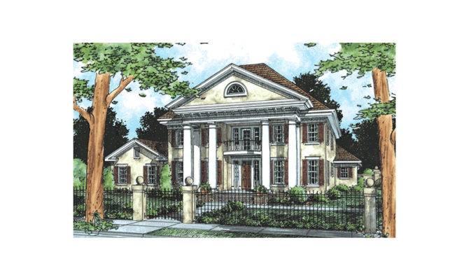 Orlando Plantation Southern Home Plan House