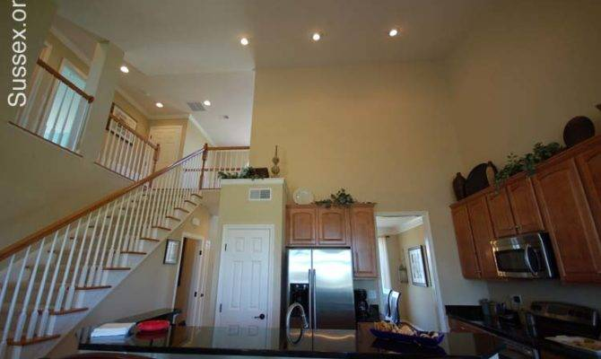 Our Ashford Home Ryan Homes Bayview Landing Cathedral Ceiling
