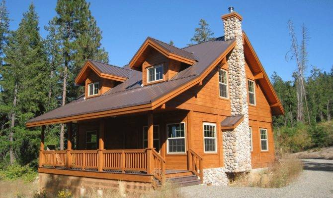Our Homes Pan Abode Cedar