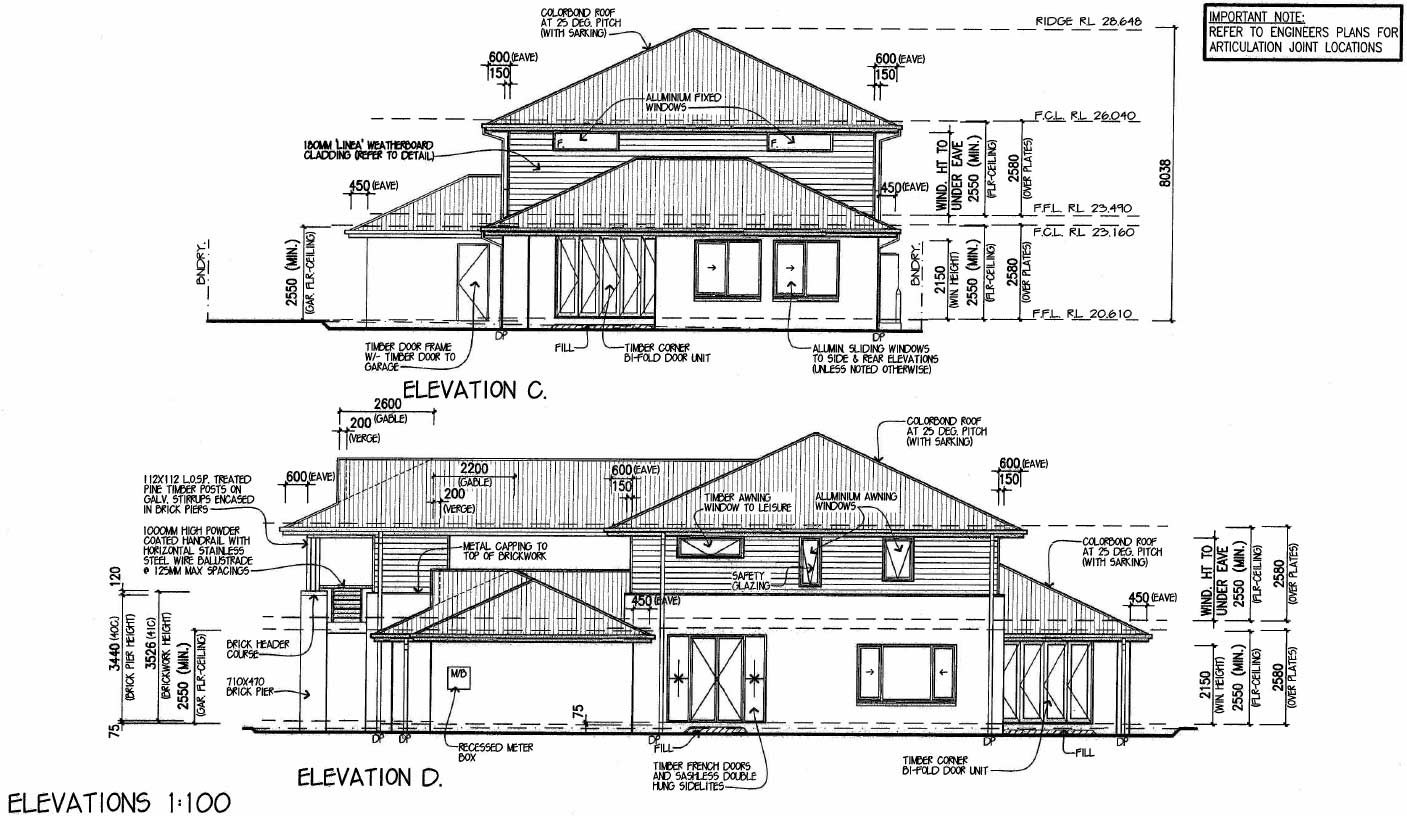 Our House Plans Building Layout