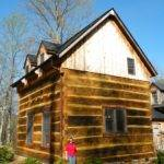 Our Products Design Make New Hand Hewn Log Cabins
