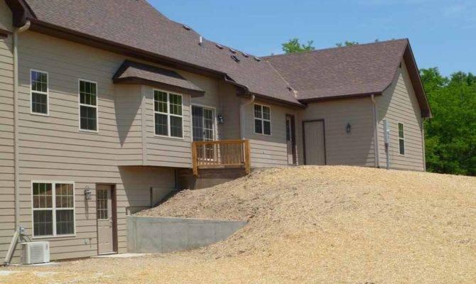 Out Basement Details Custom Homes Walk