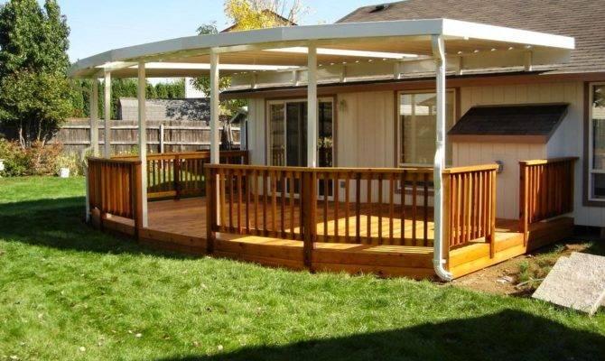 Outdoor Cool Back Porch Ideas Home Design