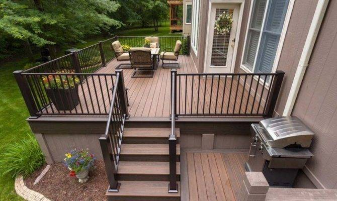 Outdoor Deck Ideas Better Entertaining Home