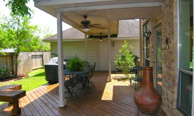 Outdoor Gorgeous Back Porch Ideas Home Design
