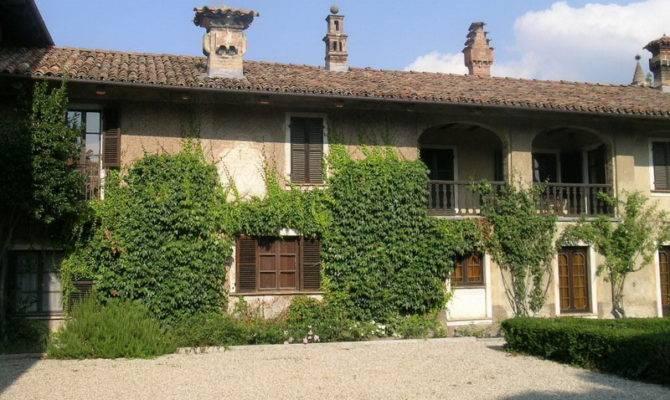 Outdoor Italian Farmhouse Plans Decorating