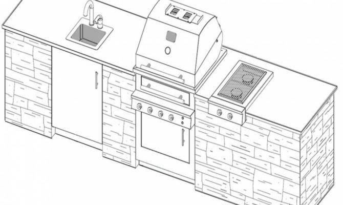Outdoor Kitchen Design Plans Designs