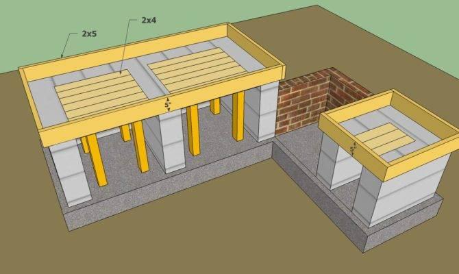 Outdoor Kitchen Plans Howtospecialist