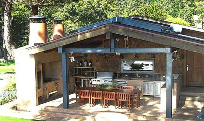 Outdoor Kitchen Plans Ideas Tips Getting