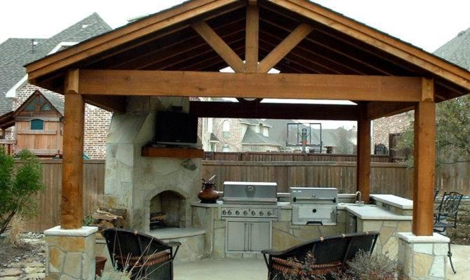 Outdoor Kitchen Plans Interior Design