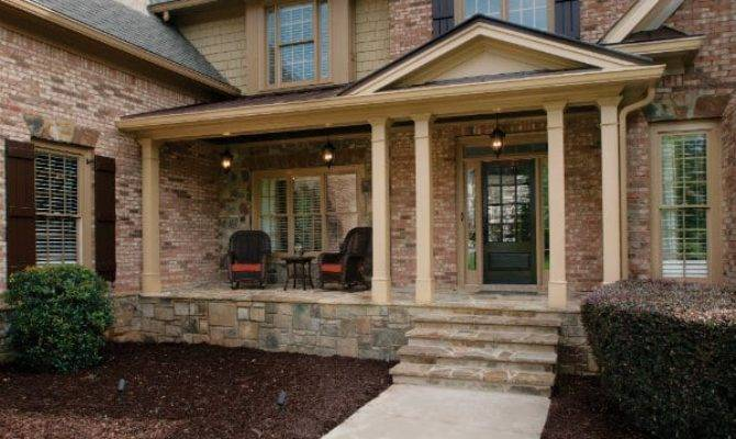 Outdoor Living Front Porches Georgia Porch
