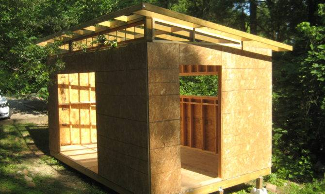 Outdoor Modern Shed