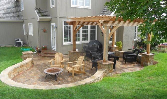 Outdoor Patio Designs Good Retreat Pleasure Designing City