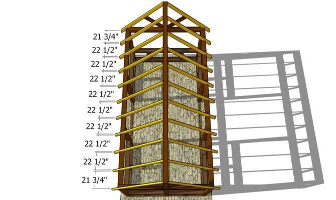 Outdoor Pavilion Plans Diy Shed Wooden
