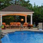 Outdoor Pavilion Plans Offer Pleasant Relaxing Time
