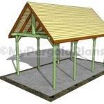 Outdoor Pavilion Plans Pergola