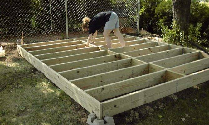 Outdoor Shed Foundation Best Investment Through