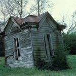 Outhouse David Barnes House Murfreesboro Hertford County