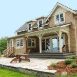 Outstanding Cottage Plans Classic Stone Deck