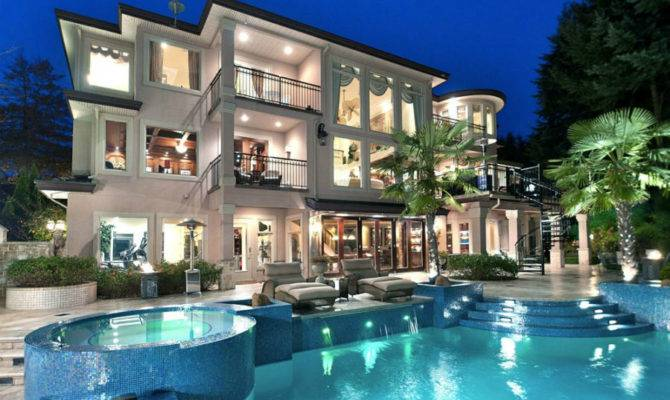 Outstanding Modern Mansions Luxury Living