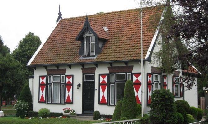 Panoramio Traditional Dutch House Mijdrecht