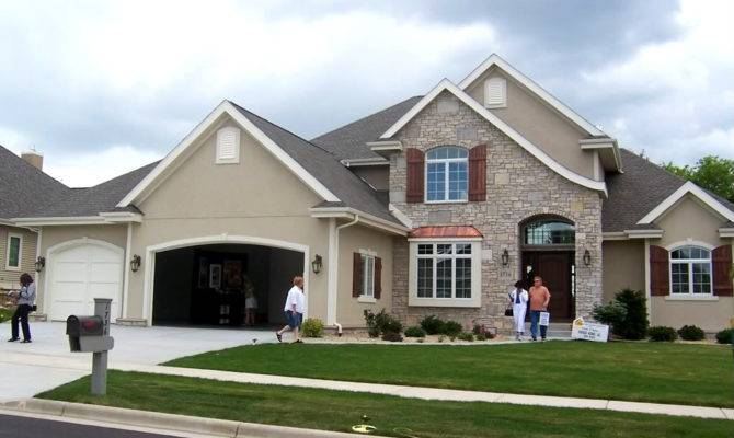 Parade Homes French Country Style Home All Things