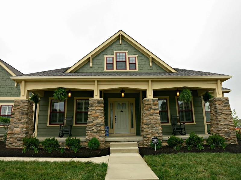 Parade Homes Sneak Preview Jerome Village Ohio