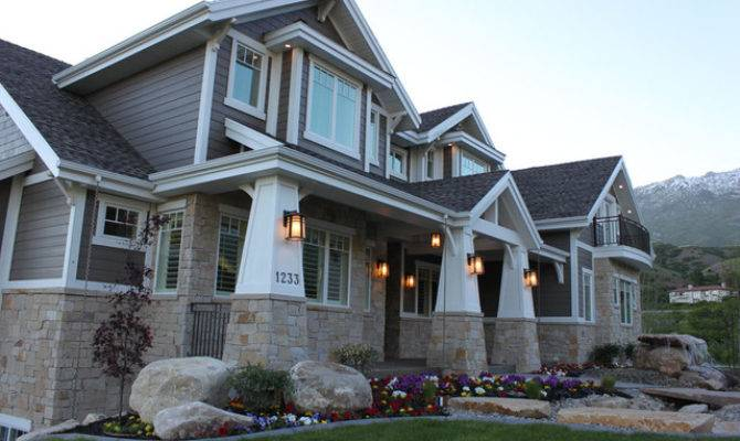 Parade Homes Traditional Exterior Salt Lake