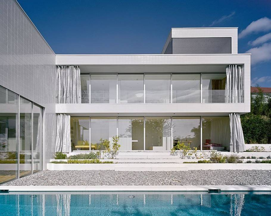 Paradise Germany Modern Minimalist Dream House