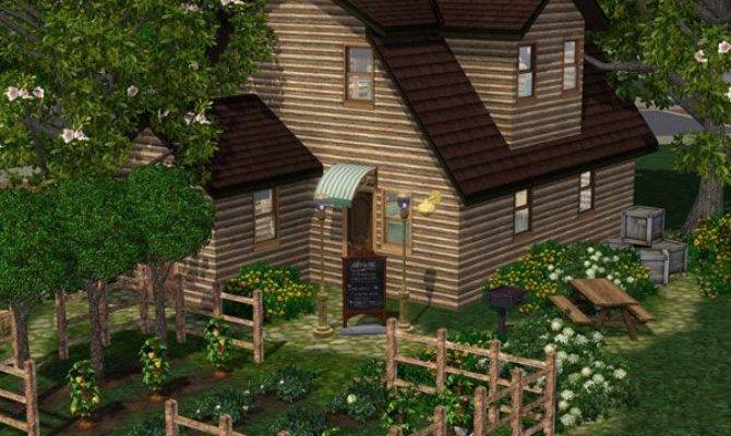 Parsimonious Sims Houses Homes Community Lots