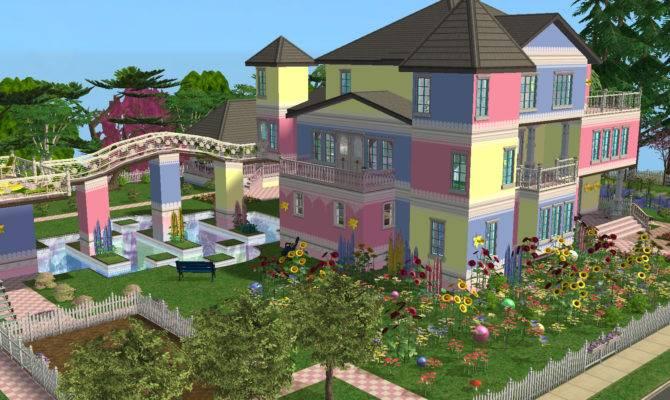 Parsimonious Sims Houses