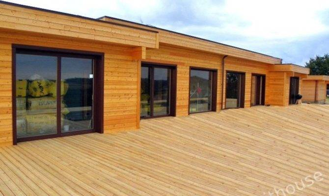 Pascal Wooden House Minimalistic Design Eco Friendly